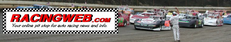 Racingweb.com Header Graphic